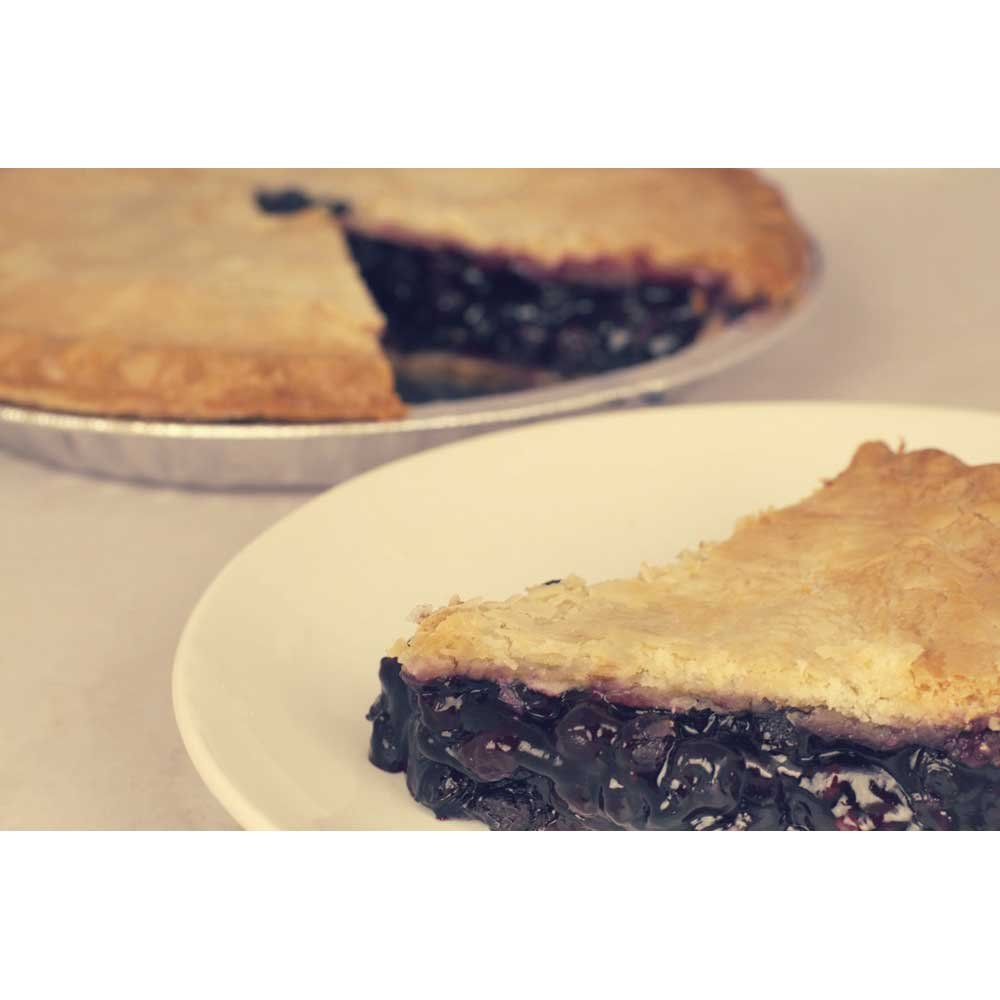Foxtail Foods Gourmet Sweetened Blueberry Pie, 49 Ounce - 4 per case.