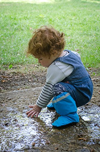 Lolly and Bug, Baby Jungen Krabbelschuhe & Puschen blau 12 Monate
