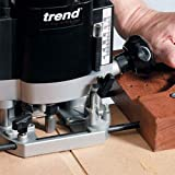 """Trend Professional 1/4"""" Shank Straight Router"""