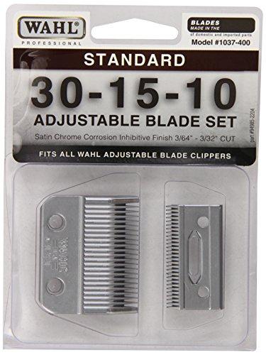 Wahl 1037-400 (2 Pack) Wahl Animal Blade Set - 30-15-10