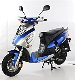 Amazon Com 50cc Smooth Rider Moped Scooter Brakes Front Hydraulic Disc Rear Drum Engine 49 9cc 50cc Air Cooled By Saferwholesale 7866439540264 Books