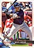 #3: 2018 Bowman Baseball #75 Miguel Andujar Rookie Card