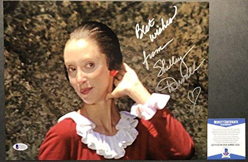RARE!! Shelley Duvall OLIVE OYLE POPEYE Signed 11x14 #1 Photo BAS