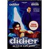 Didier (Only French Version - No English Options) 1997 (Widescreen) Régie au Québec