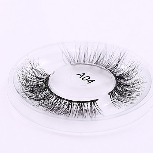 Private Label 3D Mink Eyelashes regular strip normal eyelashes Natural lashes A04, sold by lot(10 boxes)