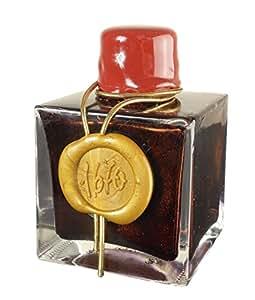 J Herbin 1670 Anniversary Bottled Fountain Pen Ink, 50ml - Red