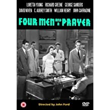 Four Men and a Prayer (1938) ( 4 Men & a Prayer ) [ NON-USA FORMAT, PAL, Reg.2 Import - United Kingdom ] by George Sanders