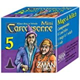 Carcassonne Mini 5 Mage and Witch