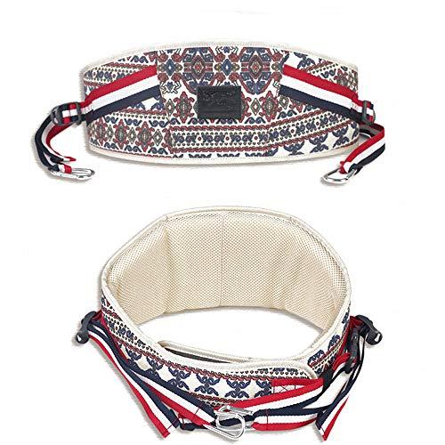 Djembe Waist Strap African Hand Drum Belt,Thicken Padding,Adjustable