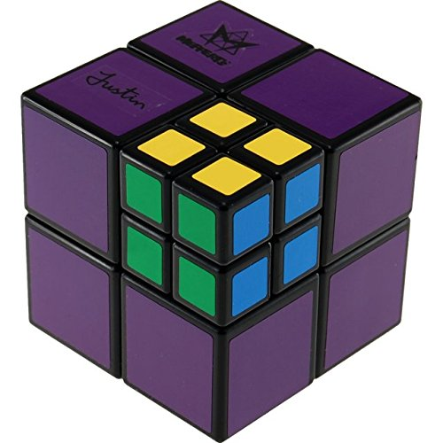 (Pocket Cube 4 Color Edition - Meffert's Rotation Brain Teaser Puzzle)