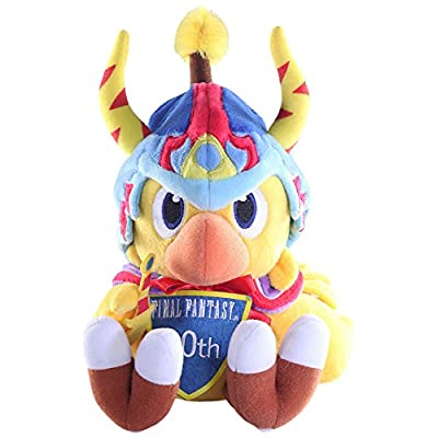 Final Fantasy Plush - Chocobo 30th Anniversary: Toys & Games