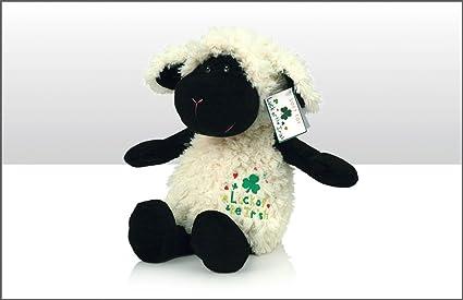 Lucky irlandés oveja de peluche: Amazon.es: Bebé