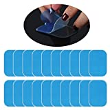 electronic abdominal machine - LIHAO 20x Abs Stimulator Replacement Gel Pads, EMS Muscle Electronic Complex Stimulation Abdominal Gel Set