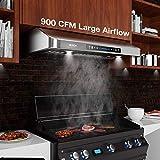 IKTCH 30 Inch Under Cabinet Range Hood 900-CFM | 4