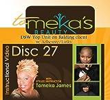 DSW Top Unit on Balding Client- weave dvd