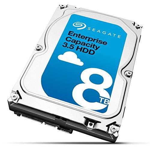 Seagate Enterprise Capacity 3.5 HDD 8TB 7200RPM 12Gb/s SAS 256 MB Cache Internal Bare Drive ST8000NM0075 by Seagate (Image #3)
