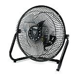 Westpointe HVF4-RP 4-Inch High Velocity Personal Fan, Black