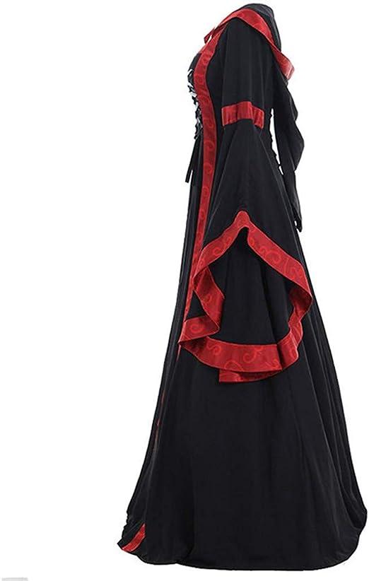Amazon.com: CCOOfhhc - Vestido vintage victoriano para mujer ...