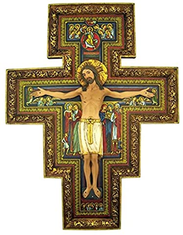 San Damiano Crucifix - Franciscans San Damiano