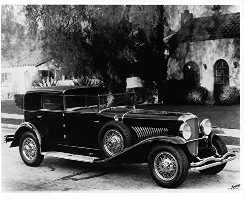 Amazon.com: 1929 Duesenberg Limousine Photo Poster: Entertainment ...