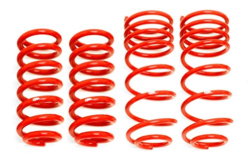Pontiac Body Kit - BMR Suspension SP001R F-Body Lowering Spring Kit 1.25in Drop (93-02)