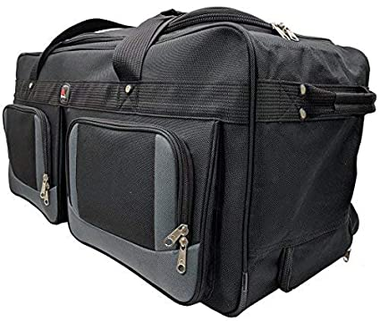 Amazon.com: Amaro 45331 - Bolsa de viaje para ruedas (33 ...