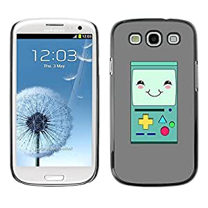 Plastic Shell Protective Case Cover || Samsung Galaxy S3 I9300 || Handheld Retro Vintage @XPTECH