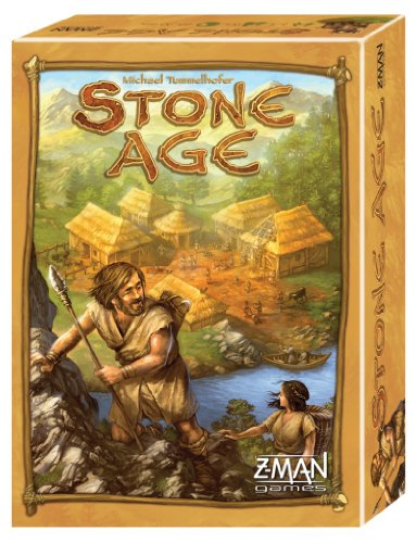 Stone Age Board Game by Z-Man Games