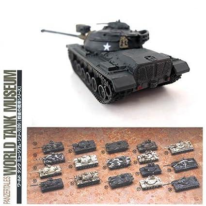World Tank Museum Series 9 Tank Miniature Blind Box (Japan Import)