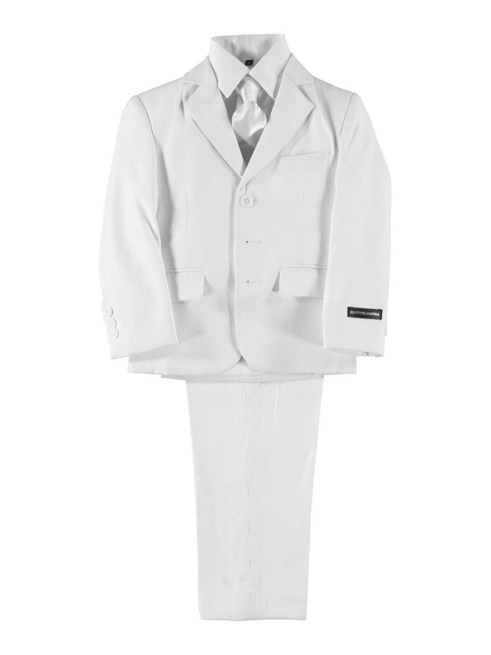 Kids World ''Floe 5-Piece Suit - white, 3t