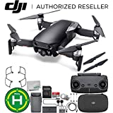 DJI Mavic Air Drone Quadcopter (Onyx Black) Landing Pad Starters Bundle