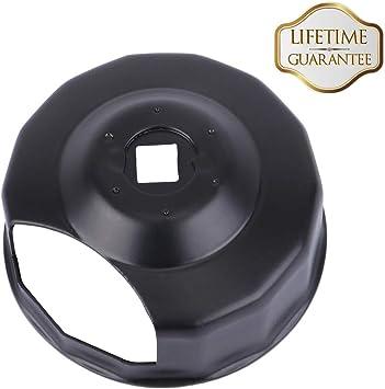 Amazon.com: Tapón de filtro de aceite llave herramienta para ...