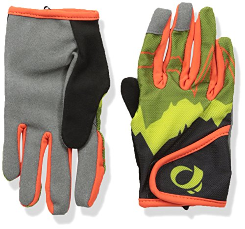 (Pearl iZUMi Boys Jr MTB Glove, Ridgeline Black, Medium)