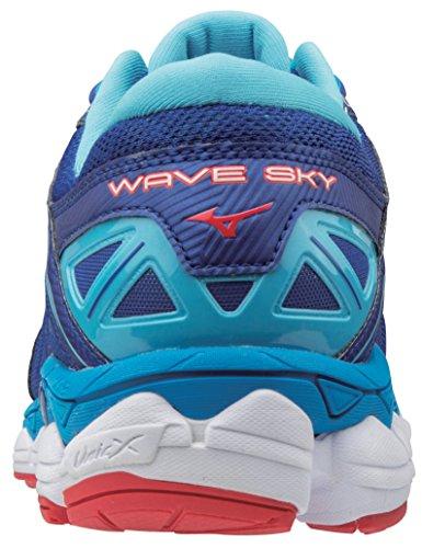 Bleu Wave Blanc Foncã Laufschuhe Mizuno Herren White Surftheweb Sky Bleu Aquarius 0B4w54Iqn