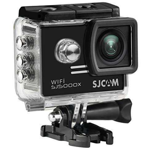 SJCAM SJ5000x Elite 12MP Sony IMX078 Sensor 4K at 24FPS 2' LCD Sport Action Camera