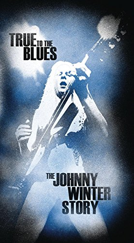 CD : Johnny Winter - True to the Blues: The Johnny Winter Story (Boxed Set, 4 Disc)