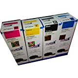 Refillable cartridge T0981~6 #98 T098 6 pack ink Epson Artisan 600 700 710 725 800 810 835 837 ALL IN ONE AIO printer by inkrefillable