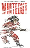 Front cover for the book Whiteout by Greg Rucka