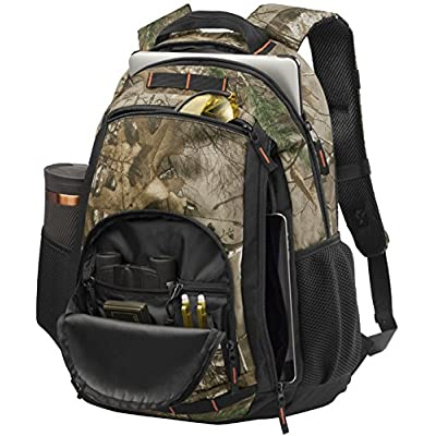 delicate Joe's USA Durable Packable Handy Travel Hiking Backpack Daypack