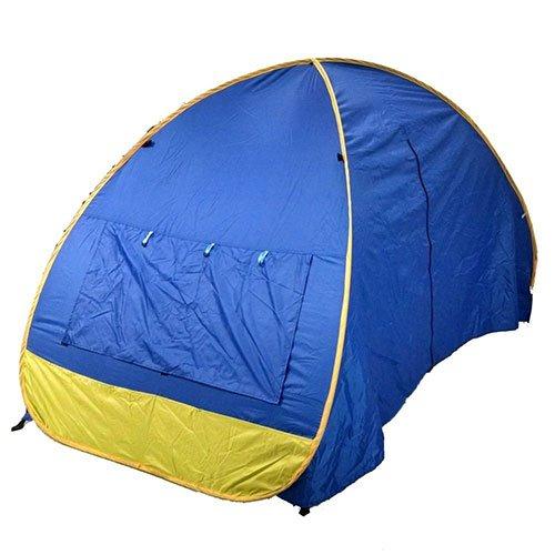 Instant Pop Up Shade : Easygo sun shade instant pop up family beach umbrella tent