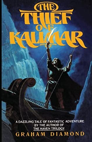 book cover of The Thief of Kalimar