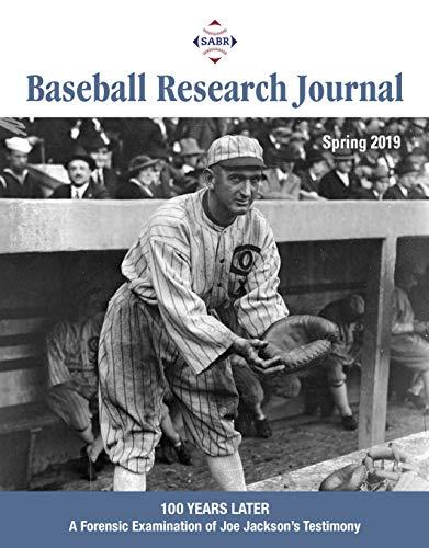 Baseball Research Journal (BRJ), Volume 48, #1: Spring 2019 por Cecilia M. Tan,Marx Scheuerell, Anne C.,Herm Krabbenhoft,Bob Bailey,Robert D. Warrington,Navneet S. Vishwanathan,Bill Lamb,Wendl Thomas, Joan,A.J. Richard,Chuck Hildebrandt