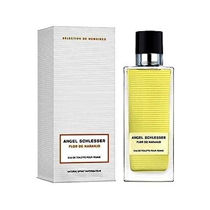 e585838ce Angel Schlesser Flor de Naranjo Pour Femme Agua de Tocador Vaporizador -  100 ml