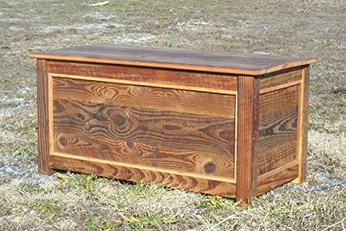 (Barn Wood Hope/Blanket Chest/Coffee Table)