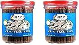 (2 Pack) Triumph Dog Salmon Jerky 24 Ounces each For Sale