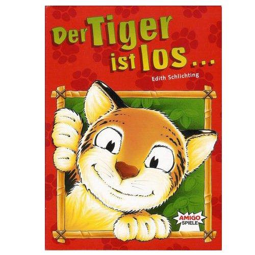 AMIGO Der Tiger ist los ちびとらの大冒険の商品画像