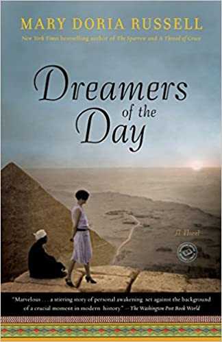 Amazon.com  Dreamers of the Day  A Novel (9780345485557)  Mary Doria  Russell  Books 4c8c5ce16