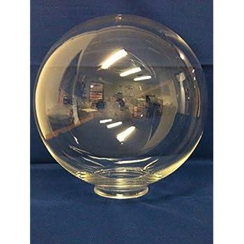 12 Quot Clear Acrylic Plastic Light Round Globe Lamp Fixture
