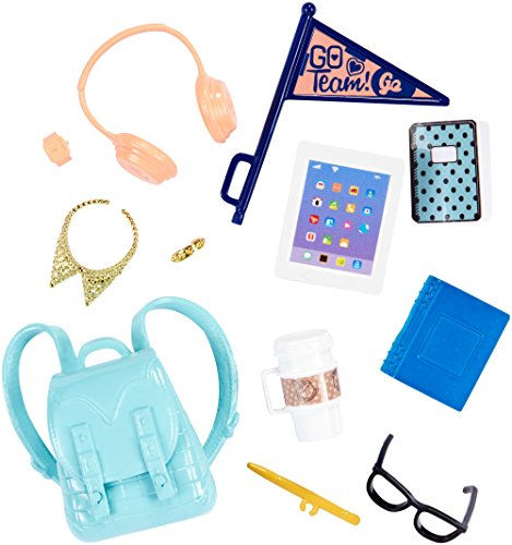 Doll Accessory Pack - Barbie Fashion School Spirit Accessory Pack