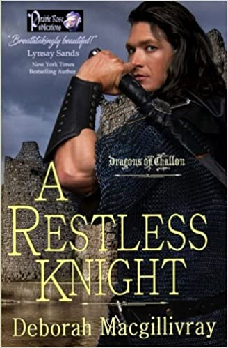A Restless Knight: Volume 1 (Dragons of Challon)